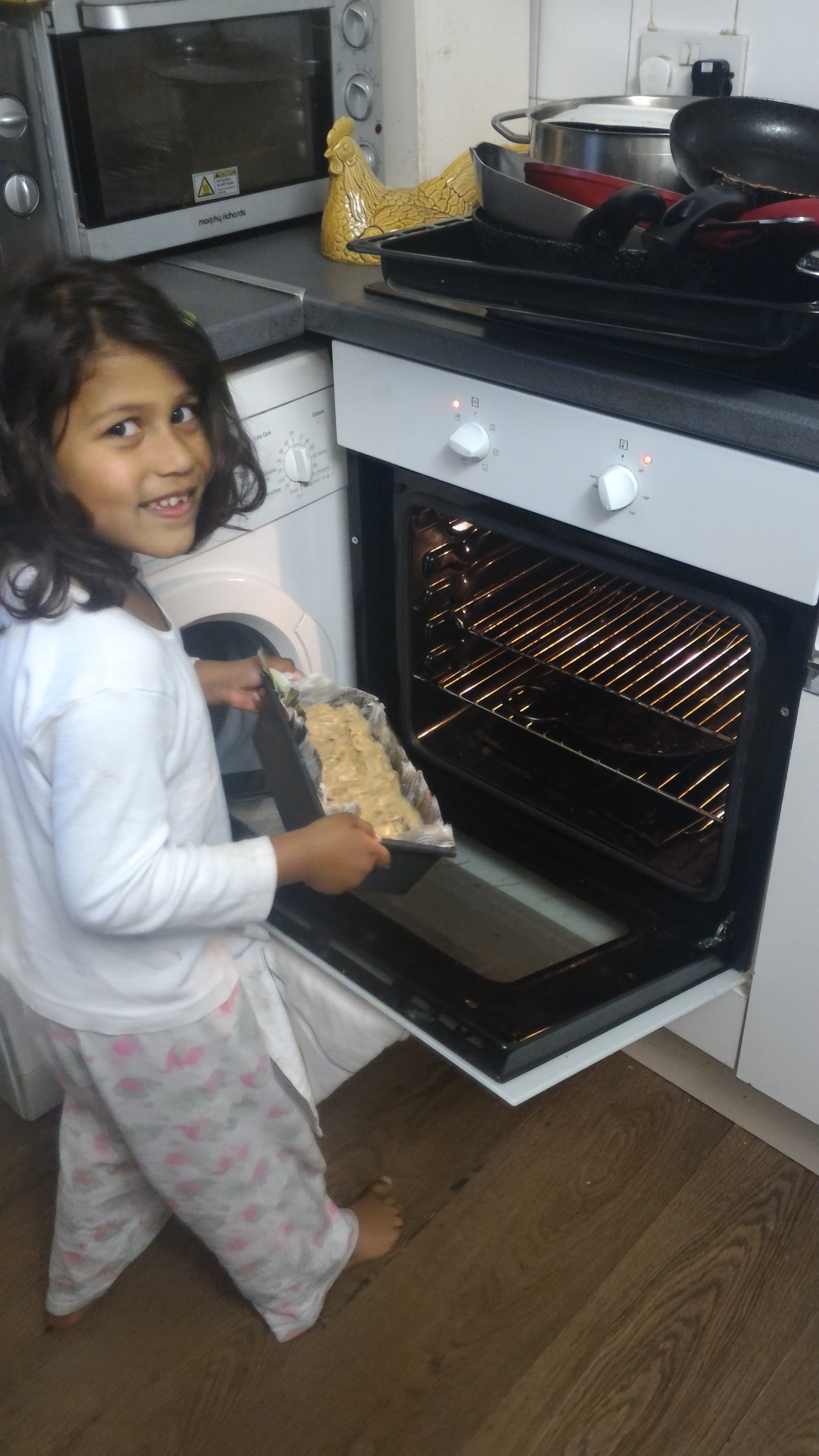 Oven Used In Bake Off P